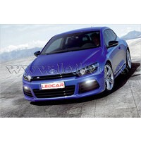 luces led Volkswagen Scirocco