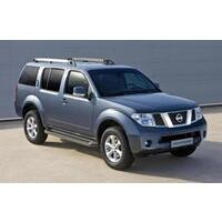 luces led Nissan Pathfinder