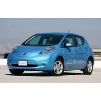 luces led Nissan Leaf