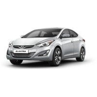 luces led Hyundai Elantra