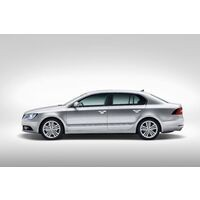 luces led Skoda Superb