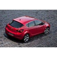 luces led Opel Astra
