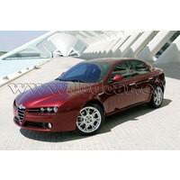 luces led Alfa Romeo 159